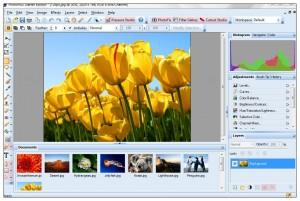 Serif PhotoPlus kullanın