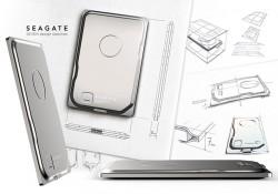 Seagate'ten süper-ince kablosuz Harddisk