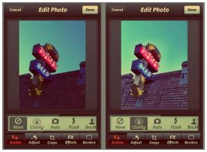 İphone fotoğraf düzenleme uygulaması