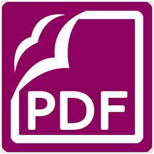 Foxit Phantom Standart 7 (PDF dosyalarını editlemek için)