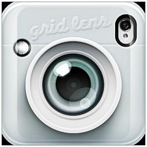 iPhone gri lens