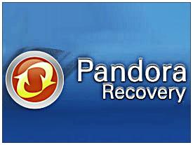 Pandore Recovery uygulaması