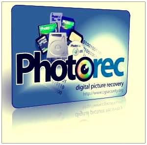 photorec uygulaması