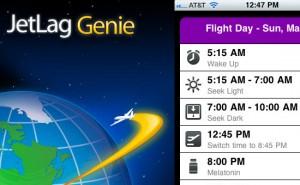 JetLag-Genie uygulaması indir