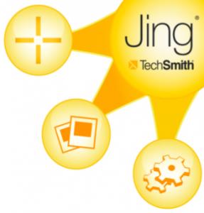 Ekran Kayıt uygulaması Jing