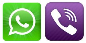 WhatsApp-vs-viber nedir indirme