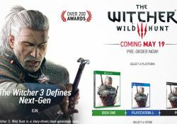 Dünya'ca Beklenen Oyun The Witcher 3 Wild Hunt Çıkıyor