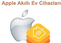 Apple'dan Akıllı Ev Cihazları
