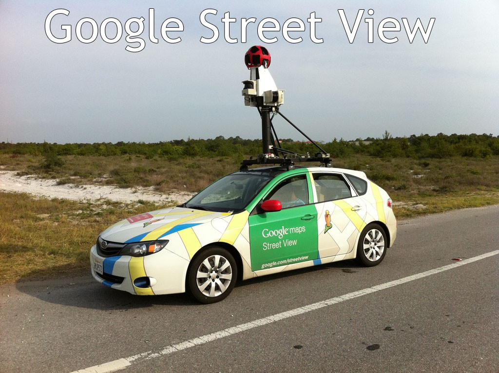 Google Street View copy