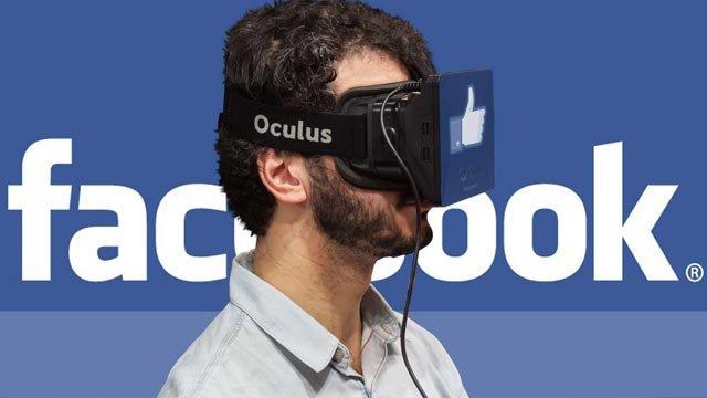 facebook-sanal-gerceklik