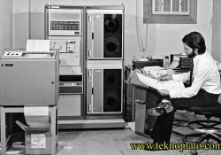 İlk Hard Disk Nasıldı?
