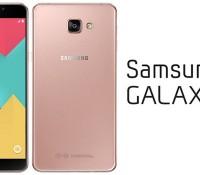 SAMSUNG GALAXY A9-1