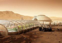 Mars'a Yerleşiyoruz ( Bağımsız Dünya Projesi )