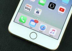 İphone 8 Ana Ekran Tuşu İstenirse Büyütülebilecek