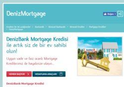 Ev Sahibi Olmak İsteyenlere 300 Ay Vadeli Denizbank Konut Kredisi