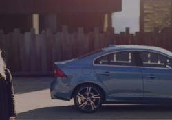 Volvo S60 gelişmiş bir süspansiyon,çabuk tepki direksiyon ve hassas vites