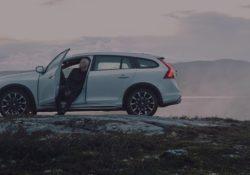 Volvo V40'daki her ayrıntı sportif