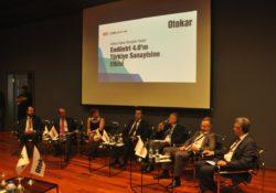 Otokar'ın dijital dönüşüm panelinde Endüstri 4.0'ın Türkiye sanayisine etkisi tartışıldı