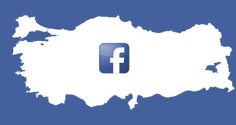 türkiyede facebook istatikleri