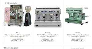 Profesyonel Espresso Makinası